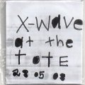 """Xwave """"At the Tote"""" [CD-R]"""