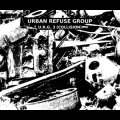 "Urban Refuse Group ""U.R.G. 3 (Collision)"" [CD-R]"