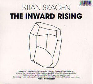 "画像2: Stian Skagen ""The Inward Rising"" [CD]"