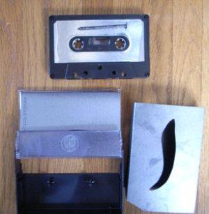 """画像1: Grasslung """"In Bad Fields"""" [Cassette]"""