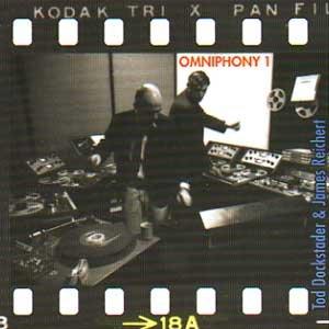 """画像1: Tod Dockstader & James Reichert """"Omniphony 1"""" [CD]"""