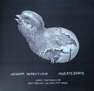 "画像2: Slither ""Invertebrate"" [LP]"