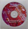 "Gen Ken Montgomery ""Twenty Third Street, New York City"" [CD-R]"