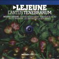 "Jacques Lejeune ""Cantus Tenebrarum"" [CD]"