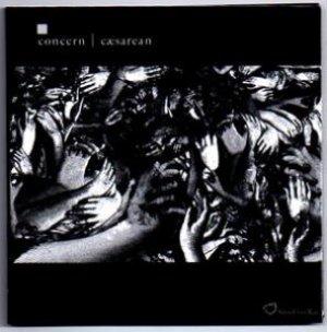 """画像1: Concern """"CÆSAREAN"""" [CD]"""