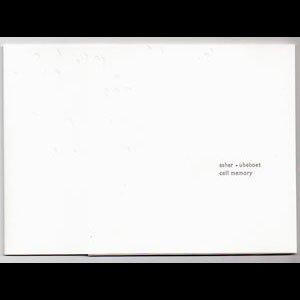 """画像2: Asher - Ubeboet """"Cell Memory"""" [CD-R]"""