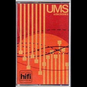 """画像1: U Made Ship """"Eclectronics"""" [Cassette]"""