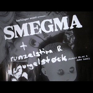 画像2: Smegma [UK Tour Poster]