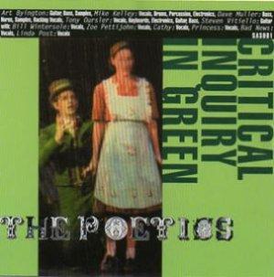 """画像1: The Poetics """"Critical Inquiry In Green"""" [CD]"""