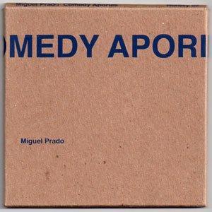 """画像1: Miguel Prado """"Comedy Apories"""" [CD-R]"""