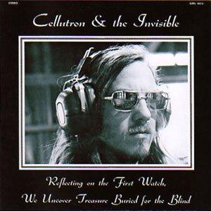 """画像1: Cellutron & The Invisible """"Reflecting on the First Watch"""" [CD-R]"""