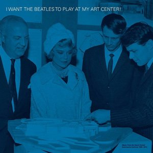 """画像1: V.A """"I Want The Beatles To Play At My Art Centre"""" [2LP]"""
