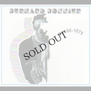 """画像1: Bernard Bonnier """"Casse-tete"""" [CD]"""
