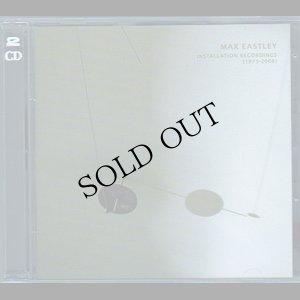 """画像1: Max Eastley """"Installation Recordings (1973-2008)"""" [2CD]"""