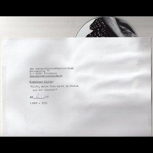 "画像1: Kommissar Hjuler ""Hilfe, Meine Frau Kackt Im Stehen Aus Der Scheide!"" [CD-R]"