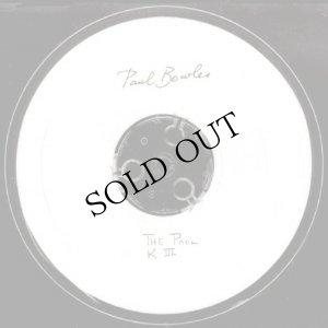 """画像2: Paul Bowles """"The Pool K III"""" [CD]"""