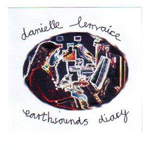 """画像1: Danielle Lemaire """"Earthsounds / Diary"""" [7""""]"""