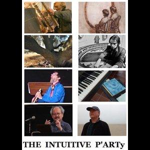 """画像1: V.A """"The Intuitive P'Arty"""" [DVD-R + Booklet]"""