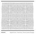"Angharad Davies | Tisha Mukarji | Dimitra Lazaridou-Chatzigoga ""Outwash"" [CD]"