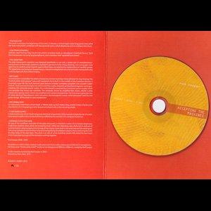 """画像3: Rod Cooper """"Accepting The Machines"""" [CD-R + Business Card CD-R]"""