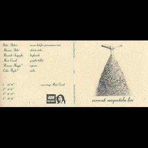 """画像1: Correnti Magnetiche """"Correnti Magnetiche Live"""" [CD]"""