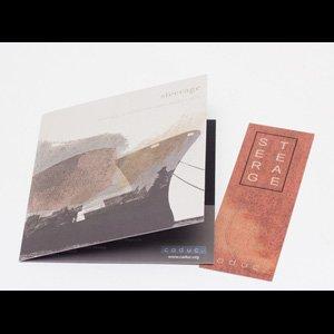 """画像1: Steerage """"Entropy Is What The State Makes Of It"""" [CD-R]"""