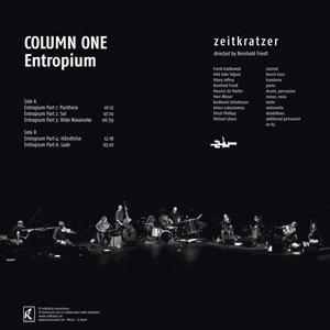 "画像2: Zeitkratzer ""Column One: Entropium"" [LP]"
