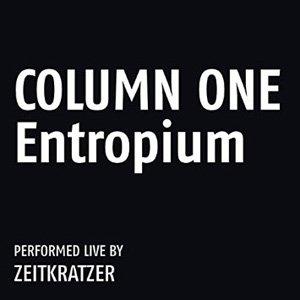 "画像1: Zeitkratzer ""Column One: Entropium"" [LP]"