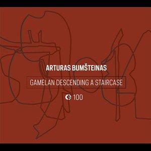 "画像1: Arturas Bumšteinas ""Gamelan Descending A Staircase"" [CD]"