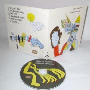 """画像2: Chris Strickland """"Situation Enveloped"""" [CD-R]"""