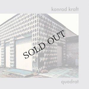 """画像1: Konrad Kraft """"Quadrat"""" [LP]"""