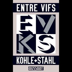 """画像1: Entre Vifs """"Kohle+Stahl"""" [Cassette]"""