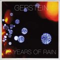 "Gerstein ""32 Years Of Rain"" [CD]"