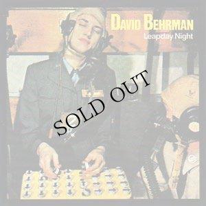"""画像1: David Behrman """"Leapday Night"""" [CD]"""