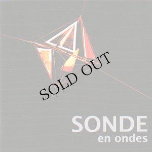 "画像1: Sonde ""En Ondes"" [CD]"