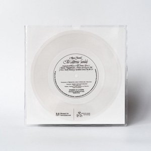 "画像1: Alison Knowles ""The California Sandals"" [Flexi-disc 7""]"