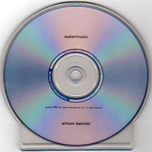 """画像1: William Basinski """"Watermusic"""" [CD]"""