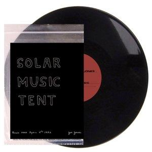 "画像2: Joe Jones ""Solar Music Tent"" [LP + Book]"