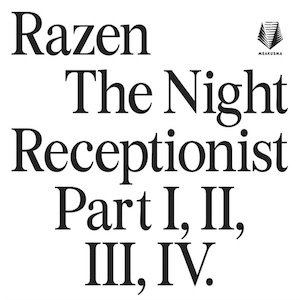 "画像1: Razen ""The Night Receptionist"" [CD]"