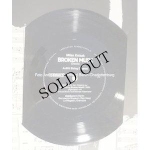 """画像2: V.A """"Broken Music: Artists' Recordworks"""" [Book + 7"""" flexi]"""