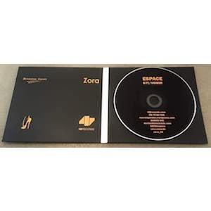 """画像2: KTT (KASPER TOEPLITZ) & VOMIR """"ESPACE"""" [CD]"""