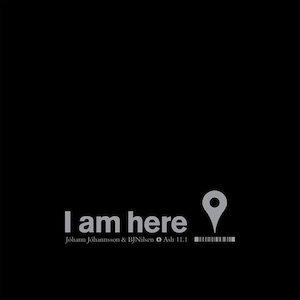 "画像1: Johann Johannsson & BJNilsen ""I Am Here"" [LP]"