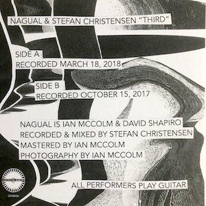 """画像2: Nagual & Stefan Christensen """"Third"""" [7""""]"""