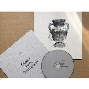 """画像2: Lampis """"Object Shape Description"""" [CD]"""