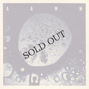"""画像1: """"A"""" Trio & AMM """"AAMM"""" [CD]"""