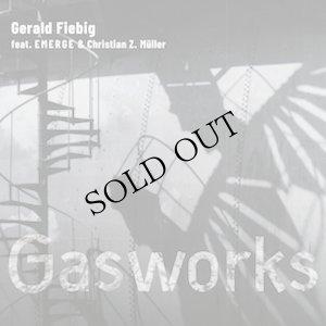 """画像1: Gerald Fiebig feat. EMERGE & Christian Z. Muller """"Gasworks"""" [CD]"""