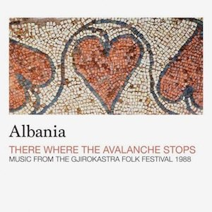 """画像2: V.A """"Albania, There Where the Avalanche Stops"""" [LP]"""