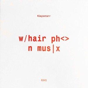 "画像1: Klaysstarr ""w/hair ph  n mus|x"" [CD]"