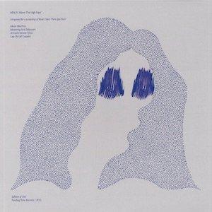 """画像2: Miaux """"Above The High Rays"""" [LP]"""