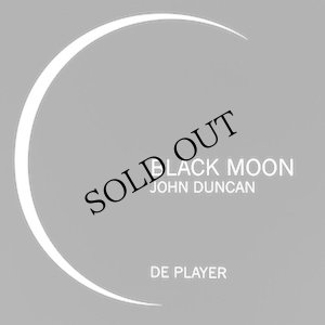 """画像1: John Duncan """"Black Moon"""" [12""""]"""